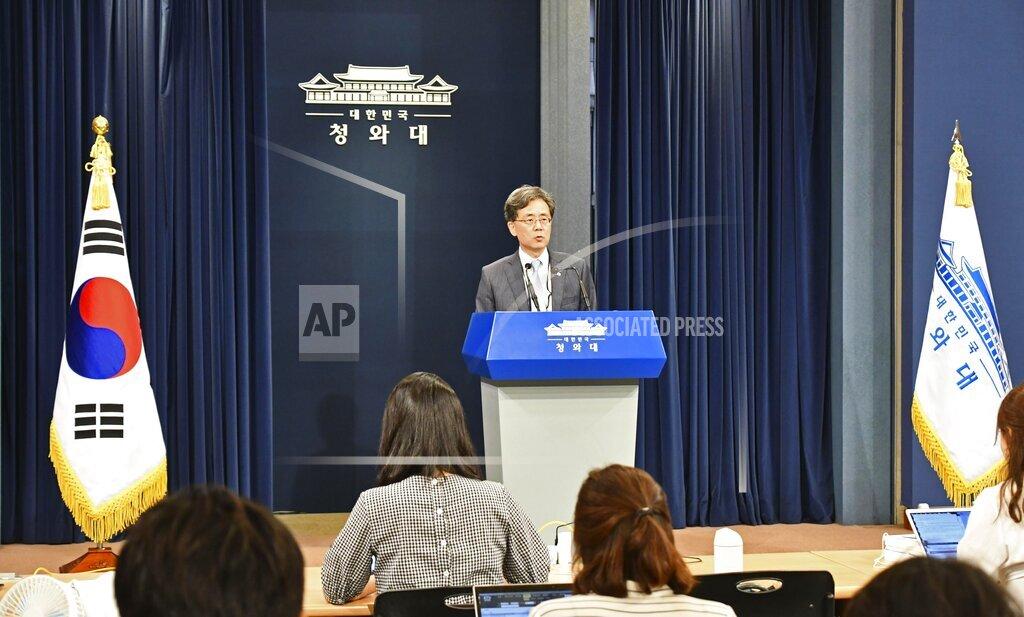 S. Korea scraps intel pact with Japan