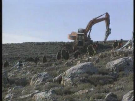 West Bank/Gaza/Israel - Settlement