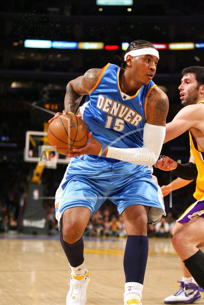 Nuggets Lakers