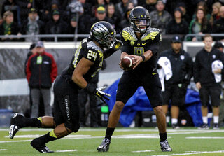 Oregon Mr Nice Guy Football