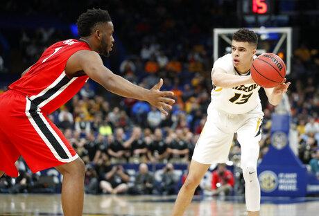 SEC Gerogia Missouri Texas A M Basketball