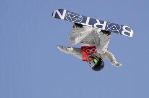 Pyeongchang Olympics Going Upside Down