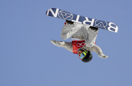 Pyeongchang Olympics Going Upside Down