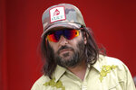FILE - In this April 11, 2019 file photo, Los Angeles artist Erik Brunetti, the founder of the streetwear clothing company