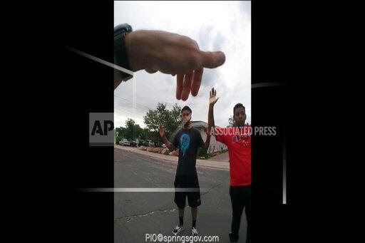 APTOPIX Police Shooting Colorado