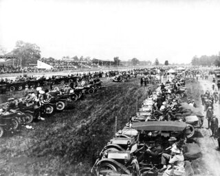Indy 500 1913 Countdown Race 3 Auto Racing