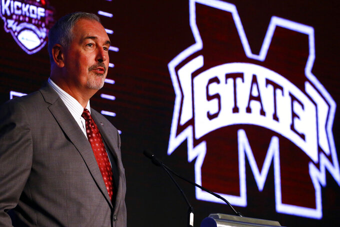 Arkansas, Mississippi State hope transfers boost QB play