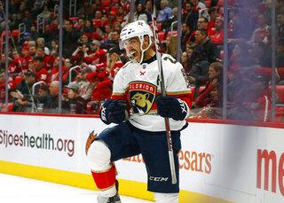 APTOPIX Panthers Red Wings Hockey