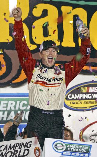 NASCAR Trucks Auto Racing