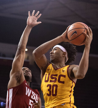 Washington St USC Basketball