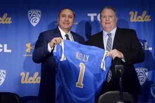 UCLA-Kelly Hired Football