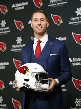 Cardinals Kingsbury Football