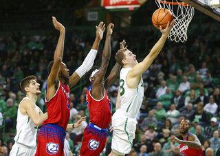 Louisiana Tech Marshall Basketball