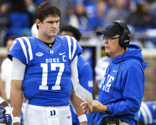 Duke Preview Football
