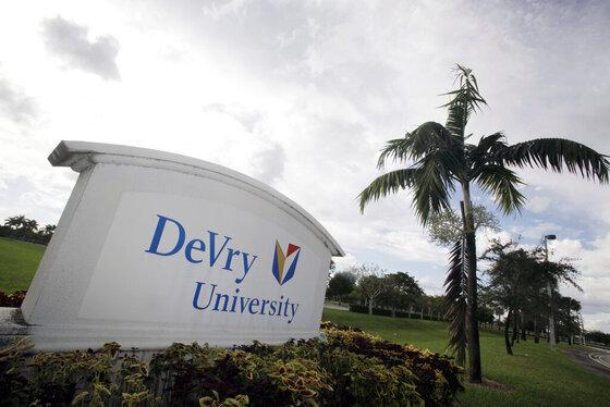 Trump For-Profit Colleges