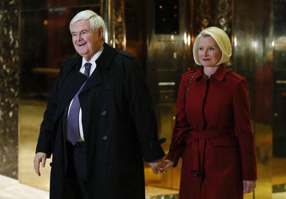 Newt Gingrich, Callista Gingrich