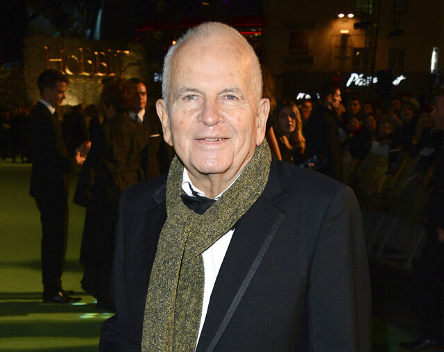 FILE - In this Dec. 12, 2012 file photo, actor Ian Holm appears at the premiere of