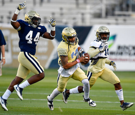 Georgia Tech Spring Football