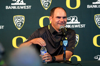 NCAA Oregon Media Day