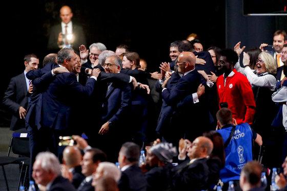 Russia Soccer WCup FIFA Congress