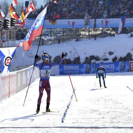 Austria Biathlon Worlds