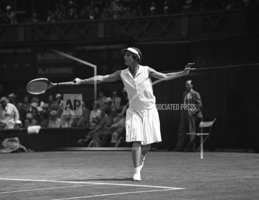 England Tennis Helen Wills Moody