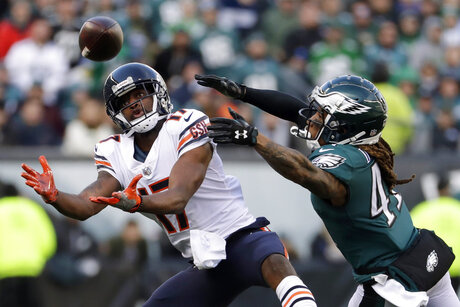 Dontrelle Inman, Ronald Darby