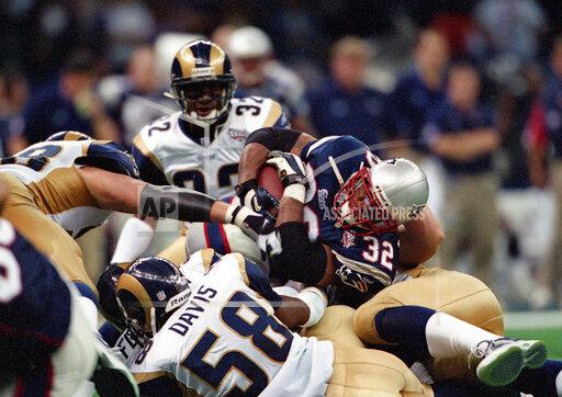 NFL Patriots Smith