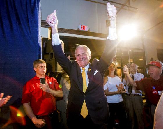 South Carolina Primary-Governor
