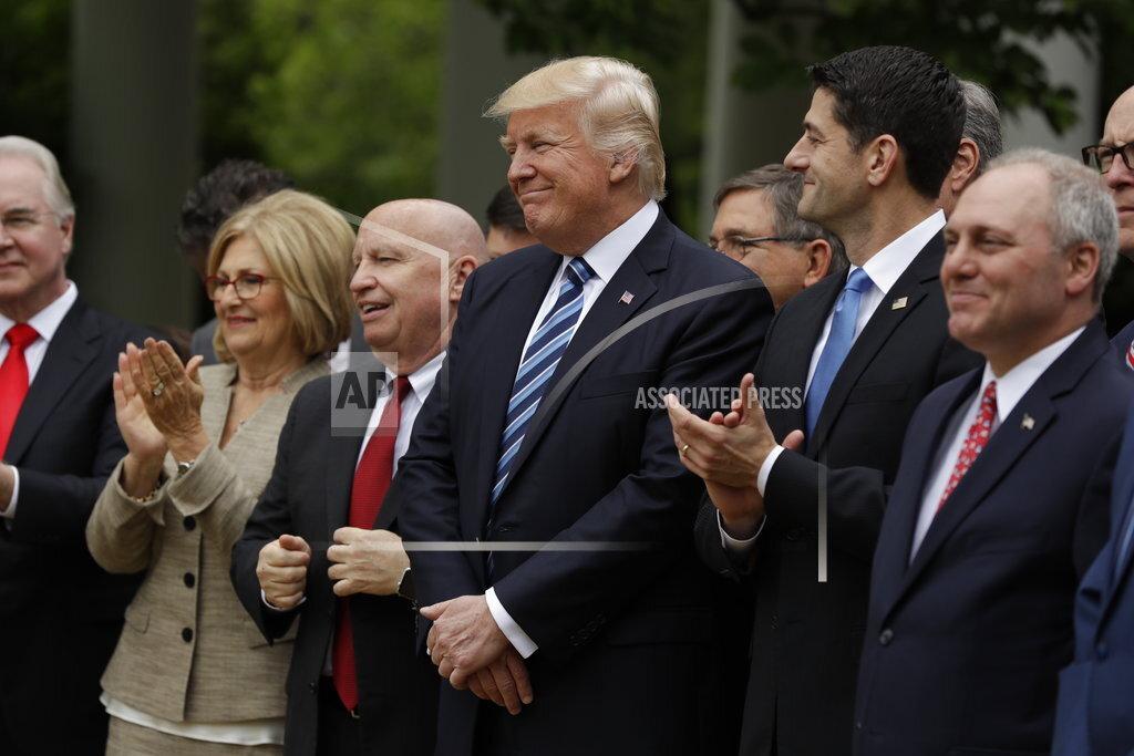 Trump Congress Health Care