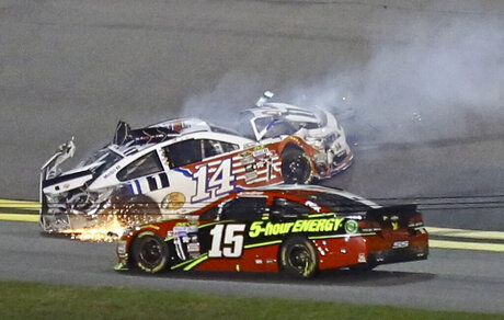 Clint Bowyer, Brian Vickers