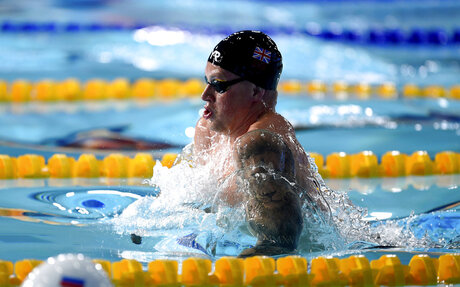 Britain Swimming European Championships