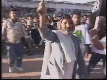 GAZA/WEST BANK: PROTESTS UPDATE