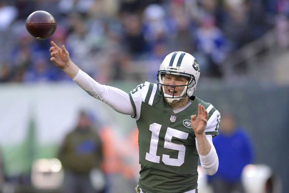 Patriots Jets Preview Football