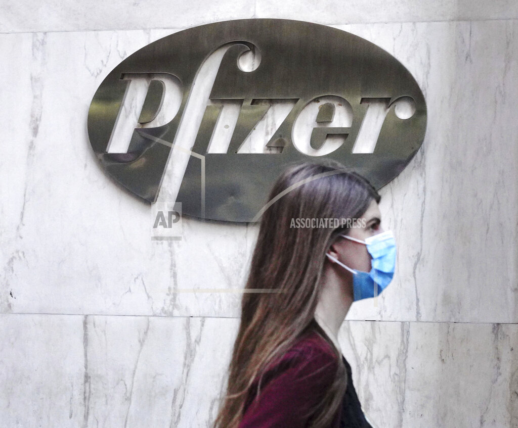 Biden admin to distribute 500M doses of Pfizer vaccine worldwide