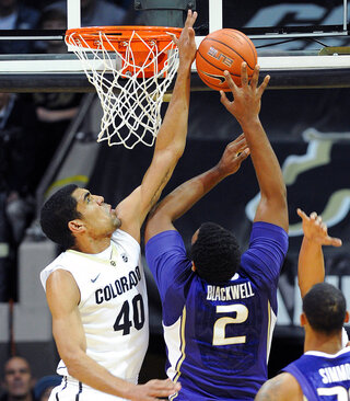Colorado Washington Basketball