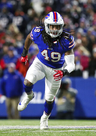 Bills Edmunds Football