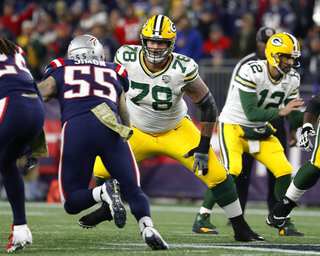 Packers-Protecting Rodgers Football