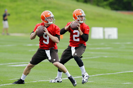 Johnny Manziel, Connor Shaw