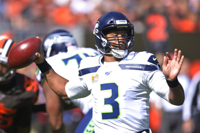 Thomas return to Seattle highlights Ravens-Seahawks showdown