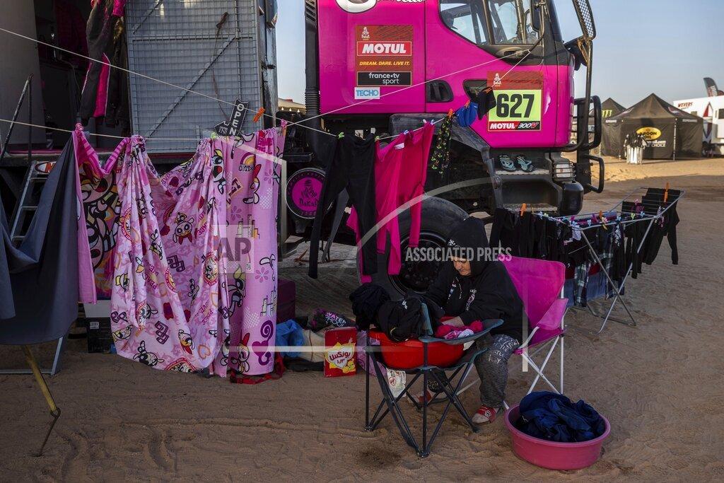 Dakar Rally Photo Gallery