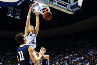 Mount St Mary's BYU Basketball