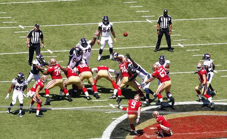 49ers Dawson Football