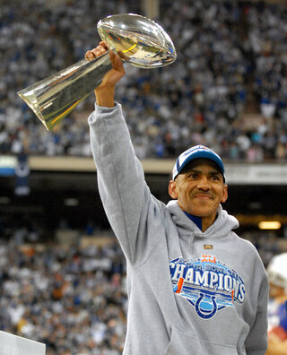 Hall of Fame Dungy Football