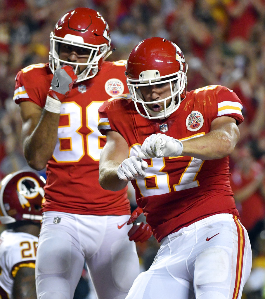 Travis Kelce, Ross Travis