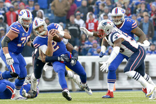 Patriots Bills Football