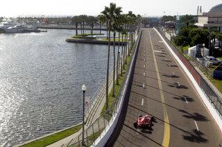 IndyCar St Petersburg Auto Racing