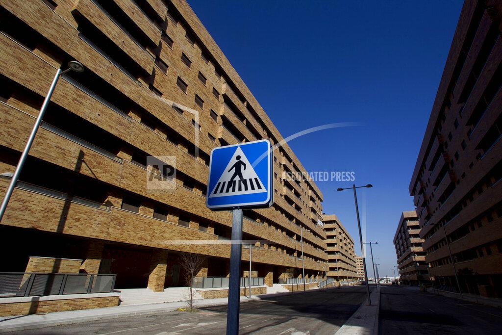 Spain Ghost Housing