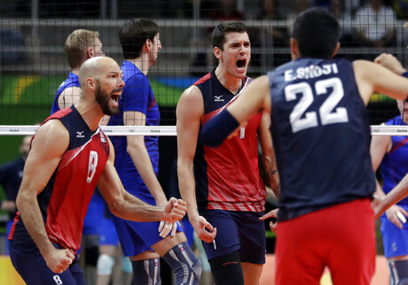 Rio Olympics Volleyball Men
