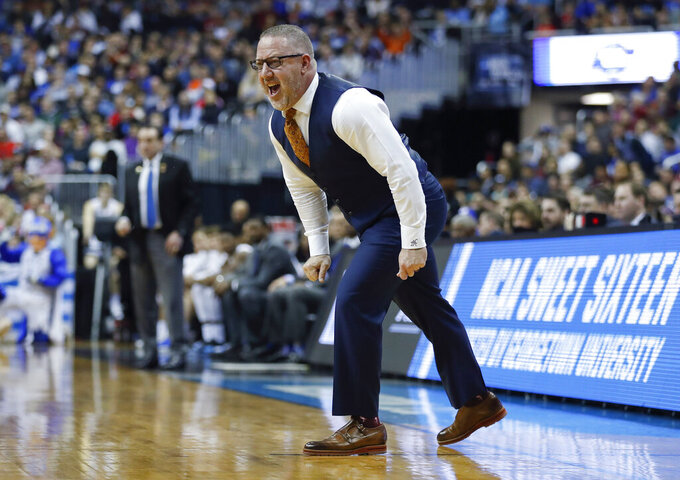 Virginia Tech coach Buzz Williams taking Texas A&M job